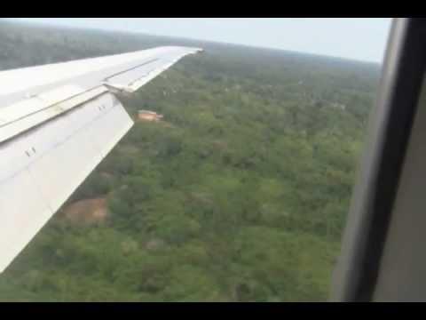 Congo-Kinshasa---From Kinshasa to Kisangani by plane