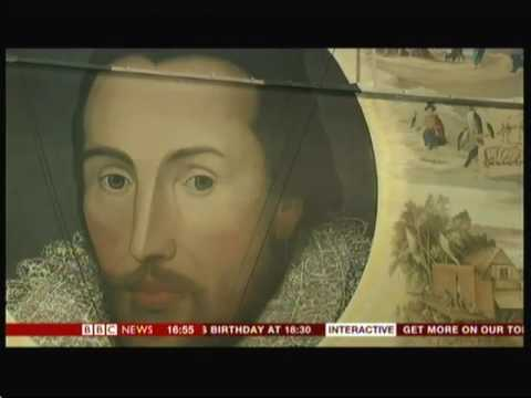 William Shakespeare - 400th Anniversary (France) - BBC News - 21st April 2016
