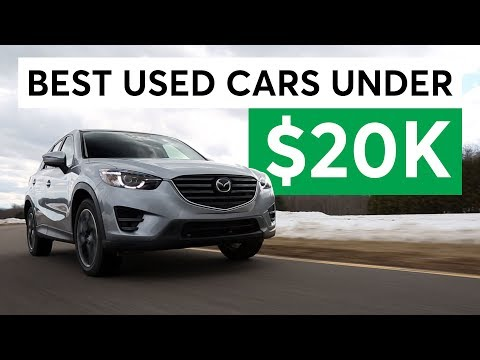 The Best Used Cars Under $20K | Consumer Reports