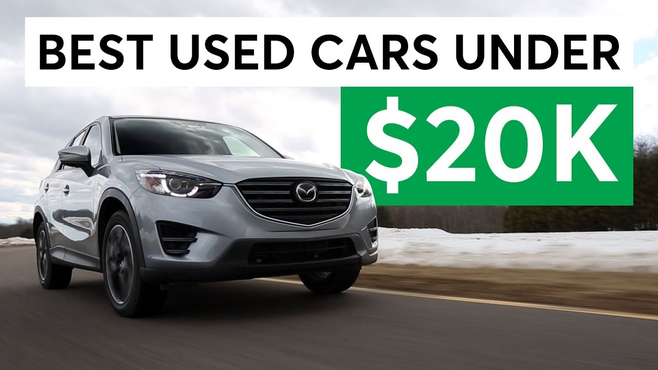 The Best Used Cars Under 20k Consumer Reports