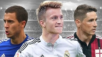 Transfer Talk   Marco Reus to Real Madrid?