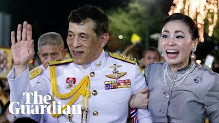 Thai King makes first comments after months of pro-democracy protests