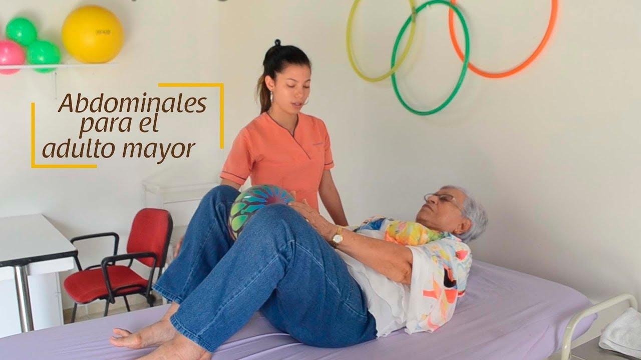 videos de terapia fisica para adultos mayores