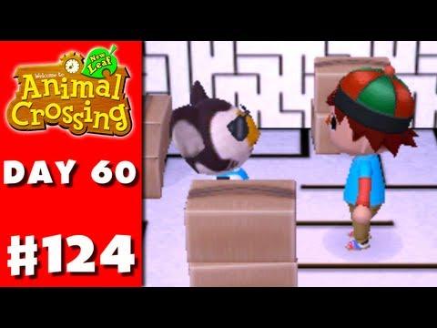 Animal Crossing: New Leaf - Part 124 - Eugene's Last Day (Nintendo 3DS Gameplay Walkthrough Day 60)