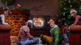 Christmas duo with my new skin with terminatormar794 Fortnite in Duo #2