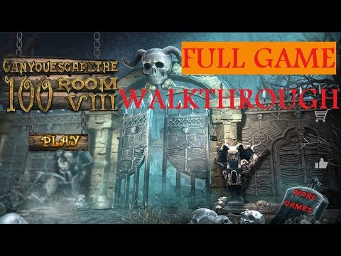 Can You Escape The 100 Rooms 8  VIII walkthrough FULL GAME