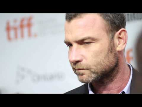 "Liev Schreiber on the red carpet premiere of ""Pawn Sacrifice"""