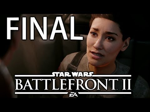 Star Wars Battlefront 2 - FINAL ÉPICO!!!!! [ PC - Playthrough ]
