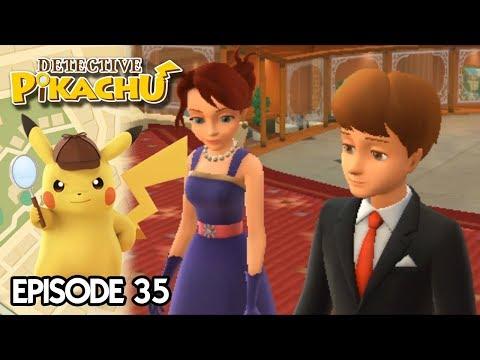 Detective Pikachu | Episode 35 - Infiltrating the Secret Auction
