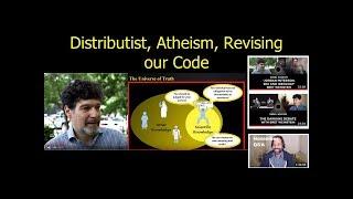 The Distributist, Bret Weinstein and Alien Judgment