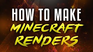 HOW TO MAKE A MINECRAFT PROFILE PICTURE FOR FREE USING BLENDER AND PIXLR 2016