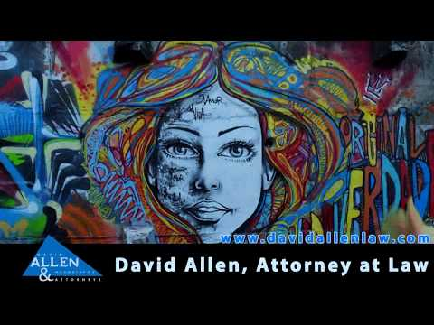 David Allen Legal Tuesday: Jury Determines Whether Graffiti Is Art