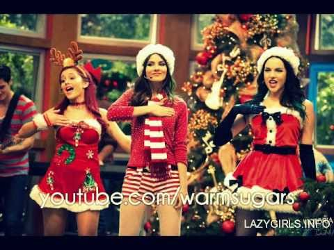 Victorious - It's Not Christmas Without You [PREVIEW] - YouTube