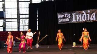 Gallu Gallu - Telugu Folk Dance
