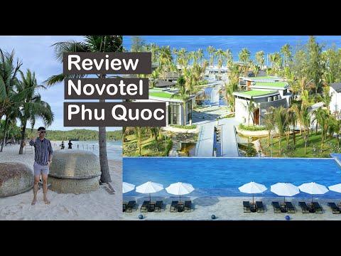 Novotel Phú Quốc - Resort 5 sao với những trải nghiệm tuyệt vời