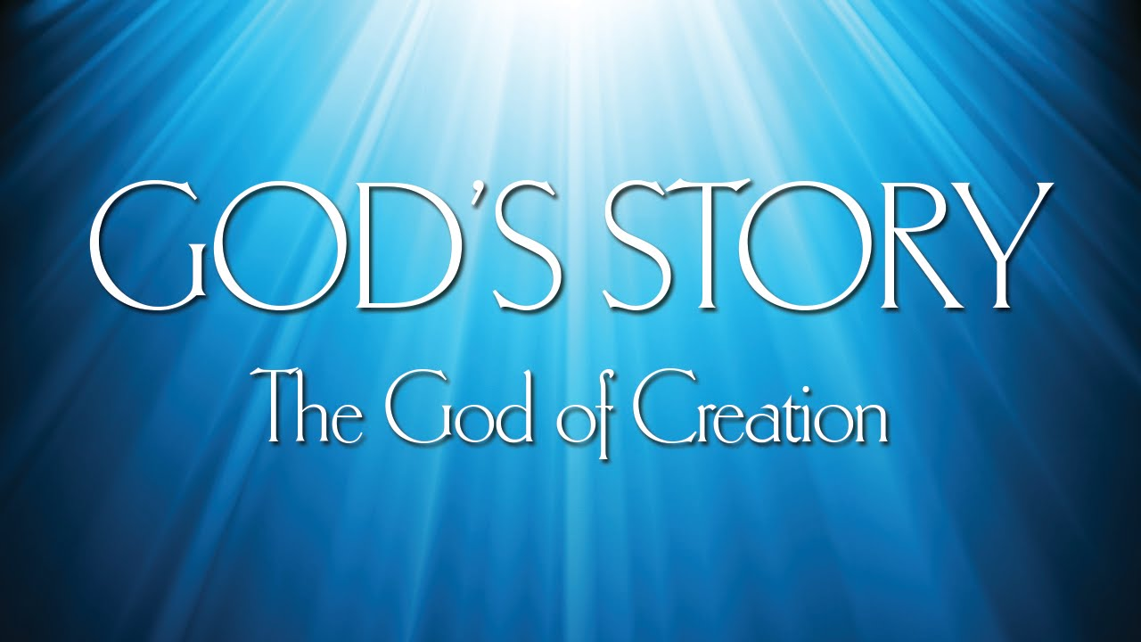 the flaws of god in the creation story of genesis Importance of the bible doctrine of creation  we are fundamentally different from animals we were made directly from the earth in the image of god genesis 1.