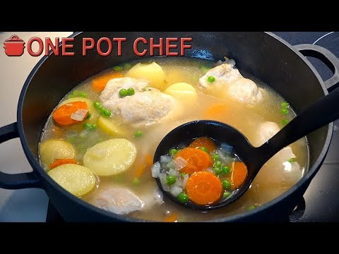 One Pot Chicken And Vegetables | One Pot Chef