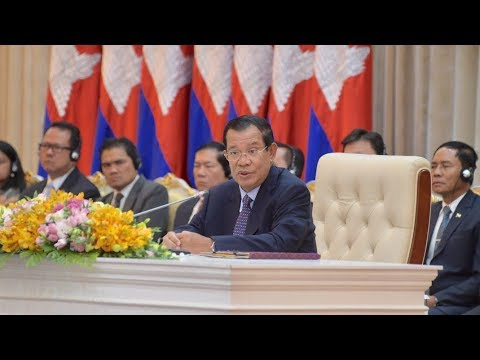 10 November 2017  – Samdech Techo Hun Sen meets Ship for Southeast Asian and Japanese Youth Program