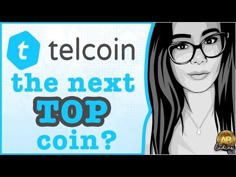 TELCOIN TEL - NEXT TOP ALTCOIN ON THE BLOCKCHAIN?