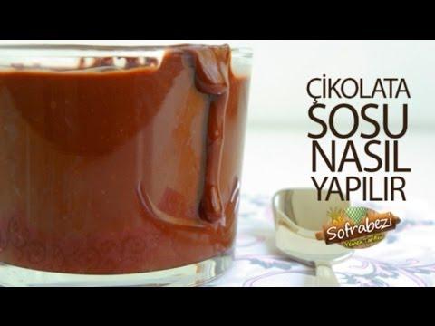 Çikolata Sosu Yapımı Videosu