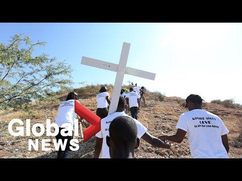 Haiti marks ninth anniversary of deadly earthquake