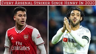 Every Arsenal Striker Since Henry: Where Are They Now?