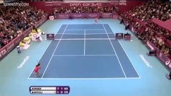 2012 WTA Paris - Final Highlights