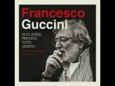 Francesco Guccini - Mondo Nuovo (Live)
