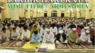 "Download Lagu Takbir Raya Aidil Fitri & Aidil Adha (Best Audio Quality) - Ustaz Asri ""Rabbani"" mp3"