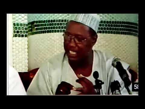 Sheikh Ja'afar BULUGH AL-MARAM [Babu Kisan Ma'abutan Zalunchi - Hadisai 1022 - 1026]