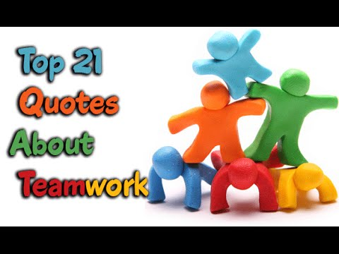Top 60 Quotes About Teamwork Motivational TEAM Quotes YouTube Amazing Teamwork Motivational Quotes