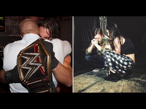 WWE Beautiful Emotional Moments #RESPECT! ●HD