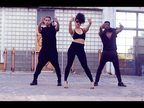 Rihanna - Bitch Better Have My Money - Music Video           (Official Dance Video)