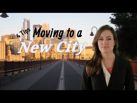 moving to a new city