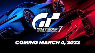 PS5, PS4 Gran Turismo 7 - PlayStation 쇼케이스 2021 트레일러