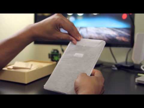 Samsung Galaxy Tab S 8.4 - Unboxing & Quick Look
