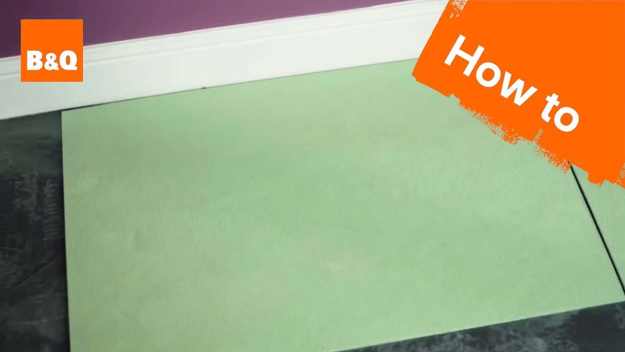 How To Lay Flooring Part 2 Underlay