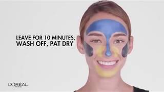 Brittany Umstead   L'Oreal Paris Clay Masks Demo   New York City
