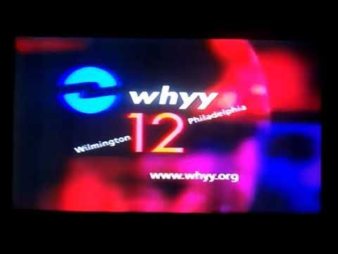 WHYY-TV 12 Philadelphia Station ID (1998)