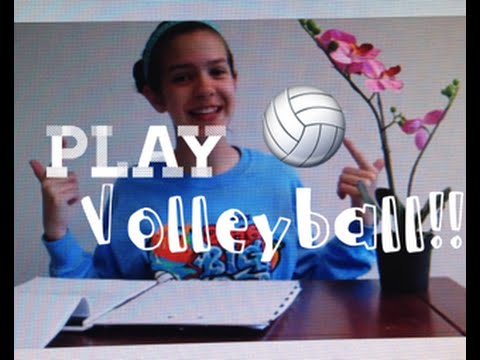 10 Reasons Why YOU Should Play Volleyball! - YouTube 10 Reasons To Play Volleyball