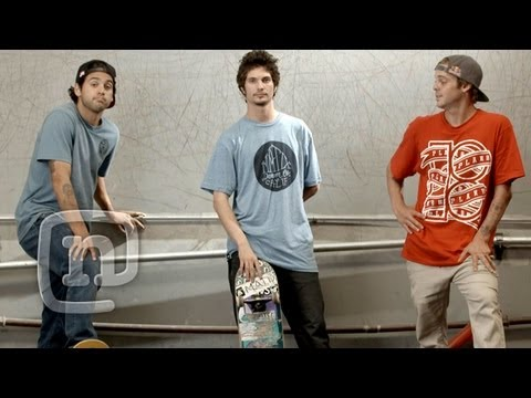 Behind The Scenes Of A Session With Plan B Interactive Skate Video