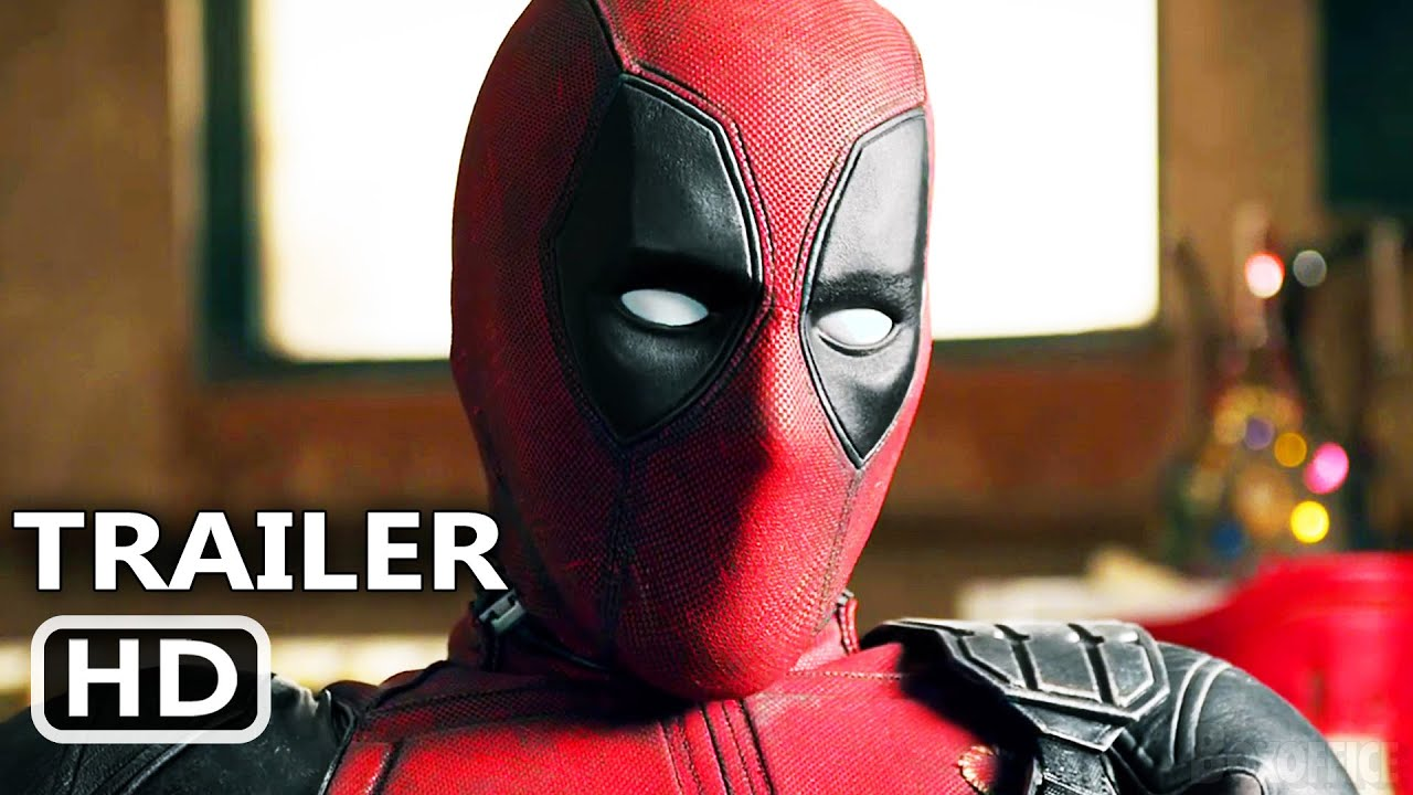 Download DEADPOOL reacts to FREE GUY Trailer (2021)