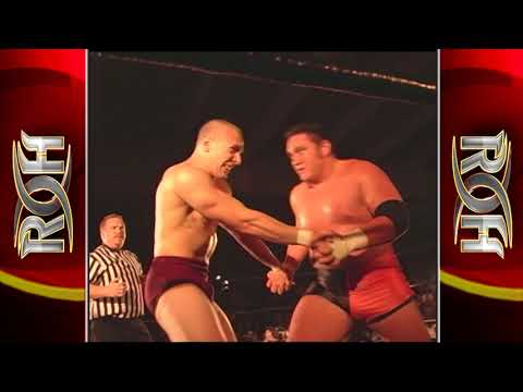 Throwback Thursday: Bryan Danielson vs Samoa Joe