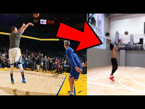 D'Angelo Russell Develops A LIGHTNING QUICK Jumper Release | Stephen Curry Like