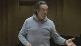 """Riccardo Muti Webisode 5: """"Verdi"""