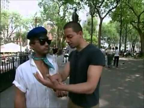 David Blaine: Mentalism Tricks