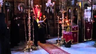 Афон.монашеский постриг в Дохиаре.