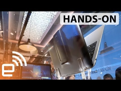 ASUS Transformer Book V hands-on   Engadget