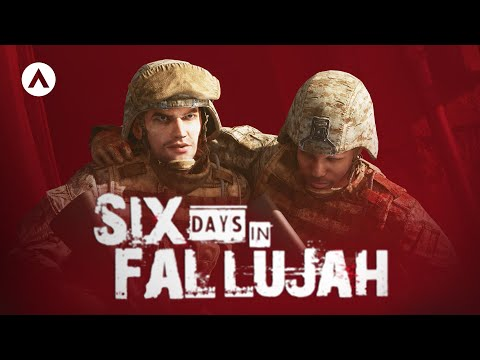 "[History] ""The Most Controversial Unreleased Game - Investigating Six Days in Fallujah."" Highlights how the game suffered from game journos, the media and anti-war sensationalism. • r/KotakuInAction"