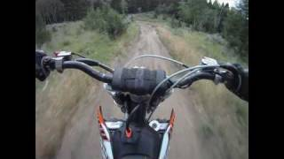 GoPro HD HERO camera: MX Tree Run
